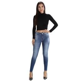 Calça Jeans Feminina Cigarrete  260013  Grade com 12 peças